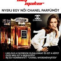 Chanel Parfüm Nyereményjáték