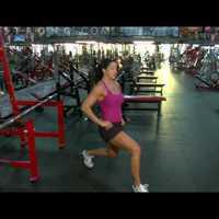 Farizom/Popsi és Láb edzés