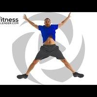 Saját testsúlyos HIIT edzés