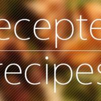 Recept blokk - Paradicsomos túró