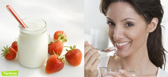 joghurt yogodream diéta
