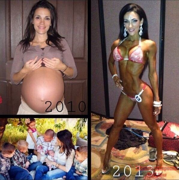 fogyás szülés után