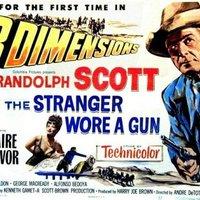 A fegyveres idegen (A Stranger Wore a Gun, 1953)