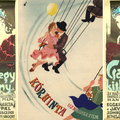 Csak egy kislány van a világon; Körhinta (1930; 1955)