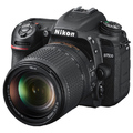 Befutott a Nikon D7500