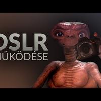 A DSLR működése