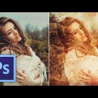 Photoshop tippek - Hogyan érhetsz el 'grunge' effektust az összhatásmódokkal?