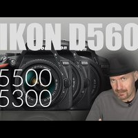 Nikon D5600 újdonságai (magyar kommentárral)