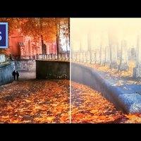 Photoshop tippek (#45.) - Hogyan készül a ködös novemberi effektus?