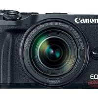 Képek a Canon EOS M6-ról
