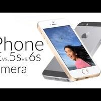 iPhone SE vs 5s vs 6s - kamera összevetés