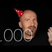 1000!  - Köszönet a krémnek