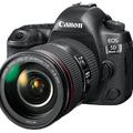 Megjött a Canon EOS 5D Mark IV