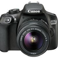 Itt a Canon belépő DSLR gépe