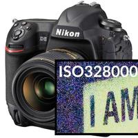Izóhárommillió (első pillantás a Nikon D5 hangyafarmjára)