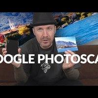Google PhotoScan (Android) - Papír emlékek telefonra
