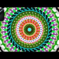 Online képszerkesztés (#4.) - Sumo Paint - Rajzolj mandalát