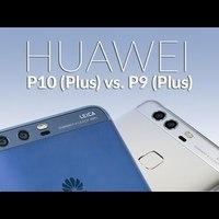Huawei P10 vs. P9
