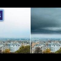 Photoshop tippek - Hogyan cseréld le az unalmas eget?