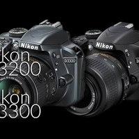 Nikon D3200 vs. D3300 különbségek