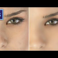 Photoshop tippek (#135.) - Bántóan tökéletes arcbőr (#tutorial)
