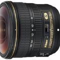 Zoomos halszem objektív a Nikon gépekhez