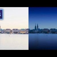 Photoshop tippek - Hogyan lesz nappalból este?