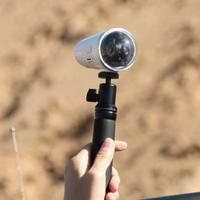 Akciókamera, beépített gimballal