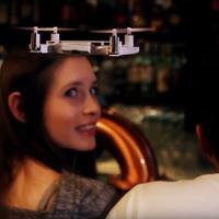 Mobil méretű selfi drón próbál betörni a piacra