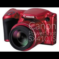Bemutató: Canon PowerShot SX410 IS