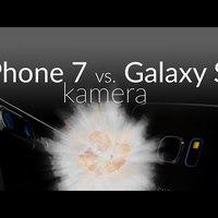 iPhone 7 (Plus) vs. Galaxy S7 (Edge) kamera összehasonlítás (magyar kommentárral)