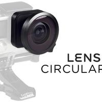 GoPro halszem optika a Lensbabytől