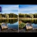 Photoshop tippek (#52) - Hogyan told el a Napot a tájképen?