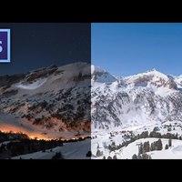 Photoshop tippek (#63.) - Hogyan lesz éjszakából nappal?