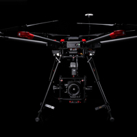 Brutális drónt fabrikált a DJI és a Hasselblad