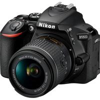 Megjelent a Nikon D5600