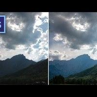 Photoshop tippek (#78.) - Hogyan világosítsd a tájat és hagyd érintetlenül az eget?
