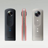 Megújul a Ricoh 360 fokos kamerája