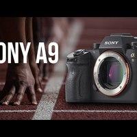 Sony a9 előzetes (vélemény)
