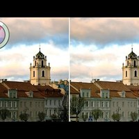 Online képszerkesztés (#8.) - Pixlr Editor - Épületek világosítása