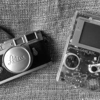 Titánok csatája: Leica M3 vs. GameBoy