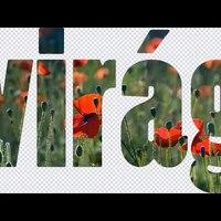 Photoshop Touch (Android) - Hogyan készíts fényképpel kitöltött feliratot?
