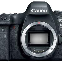 Csúszik a Canon EOS 6D Mk II