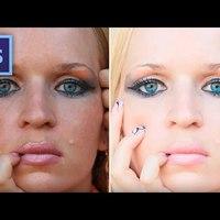 Photoshop tippek (#82.) - Hogyan hozz létre lágyabb arctónust? (#tutorial)