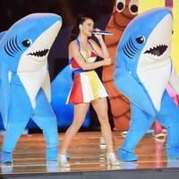Egy mém a semmiről: a Left Shark felrobbantja az internetet!