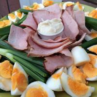 Húsvét, avagy a sonka, a tojás és a zöldellő hagymatő