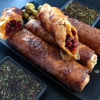 Chorizo szivarok