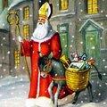 Saint Nicolas vs. Père Noël