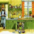 A Pettson bácsi ház