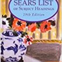 ''TOP'' Sears List Of Subject Headings. Belgica fruit crayon revuelto fachadas Mexico